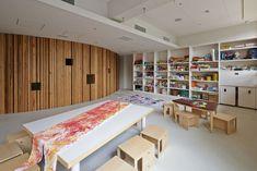 Galería de Mokumoku Kindergarten / 16A Inc. - 14