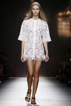 BLUMARINE - Spring Summer 2015 - Milan Fashion Week