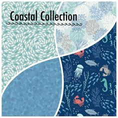 Coastal Collection From Lewis and Irene