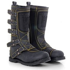 Icon 1000 Elsinore boot black