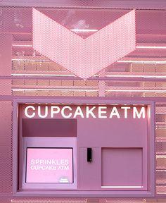 Sprinkles Cupcakes ATM 3545 south las vegas boulevard las vegas, nevada 89109 (near Flamingo Hotel)