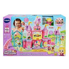 Christmas 2016~ Amazon.com: VTech Go! Go! Smart Friends Enchanted Princess Palace: Toys & Games