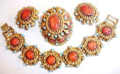 The Mystery of HAR Jewelry | HAR parure