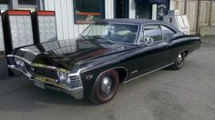 1967 427 Impala SS