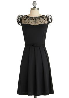 The Missing Ink Dress, #ModCloth
