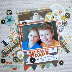Awesome+Dudes - Scrapbook.com
