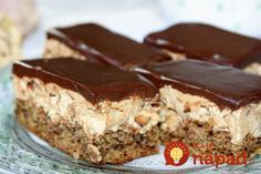 A Nagyi tud valamit! Pie Recipes, Sweet Recipes, Dessert Recipes, Cooking Recipes, Salty Snacks, Hungarian Recipes, Christmas Baking, Cake Cookies, No Bake Cake