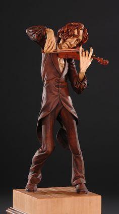 Fred Zavadil . Maestro violinista.