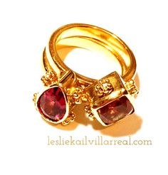 Leslie Kail Villarreal Jewelry making tutorials, online classes and free videos. Poison Ring, Bracelet Box, Rings Online, Jewelry Making Tutorials, Boho Rings, Flower Pendant, Heart Ring, Pendants, Band