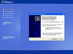 Si aparece el mensaje Press any key to boot from CD (Pulse cualquier tecla para iniciar el sistema desde el CD), pulse cualquier letra.