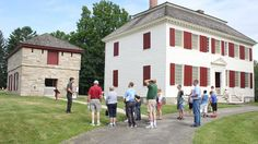 crown point state historic site - Google Search