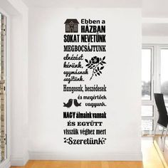 Positive Thoughts, Wall Stickers, Positivity, Room, Crafts, Inspiration, Home Decor, Author, Wall Clings