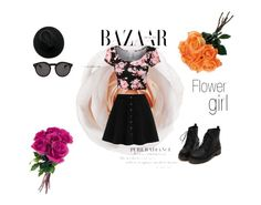 """Untitled #70"" by dars78 ❤ liked on Polyvore featuring WithChic and Illesteva"