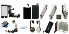 Reparatii, service telefoane Apple iPhone 2G, 3G, 3Gs, 4, 4s, 5, 5C, 5s