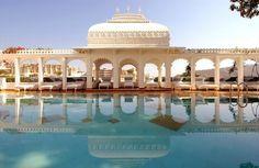 Taj Lake Palace: Um palácio flutuante na Índia para que te sintas um marajá (fotos)