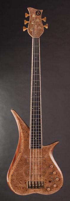 BL DESIGN #022 Marozi 5 String Bass