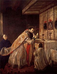 The Mass the Saints Loved: Reasons to Investigate the Traditional Latin Mass