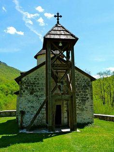 Piva Monastery, Pluzine, Montenegro