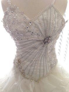 Sur mesure unique - Rhône | Robes de mariée d'occasion | Scoop.it