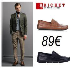 502f73f3268 Kricket Loafers by Napolitana & Varese ! Napolitana Varese · Ανδρικά  παπούτσια