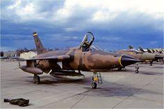 Republic F-105D Thunderchief (62-4299)