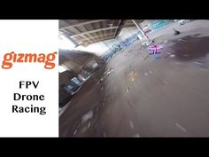 Aircraft, Heli r/c Blog: Inside Melbourne's underground drone racing scene
