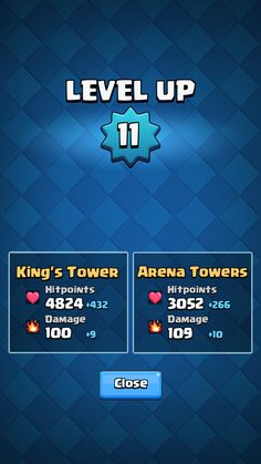 Officially Level 11!