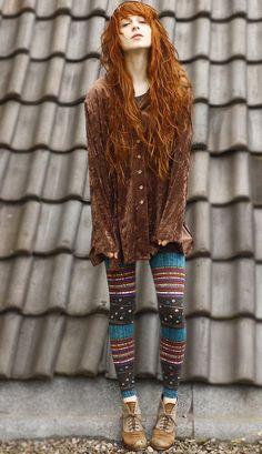 Hey funny legs (by Nadia Esra)