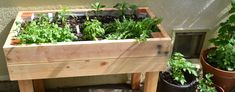 Build Your Own Square Foot Garden | fox.and.hammer