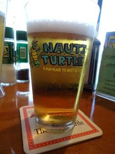 Nauti Turtle love this place Ft Myers