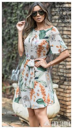 Style with nature Casual Dresses, Fashion Dresses, Summer Dresses, Dress Shirts For Women, Clothes For Women, Simple Gowns, Ankara Gown Styles, The Dress, African Fashion