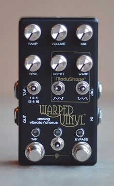 This is an amazing chorus, but its really expensive - Warped Vinyl - Analog Vibrato/Chorus