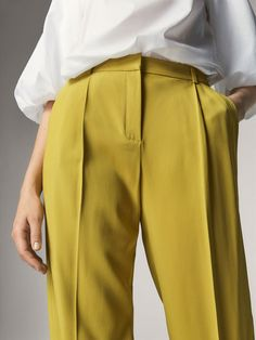 Women's Trousers & Jeans | Massimo Dutti Winter sale