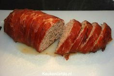 Meat Loaf, Dutch Recipes, Ground Meat, High Tea, Dinner, Cooking, Food, Balls, Recipes