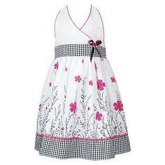 Kohl's toddler girl sundress...I just got this one for Madison!