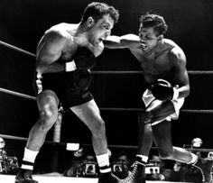 The Greatest of All Time, Sugar Ray Robinson, and Jake LaMotta