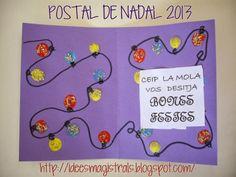 Idees magistrals: Postal de nadal 2013