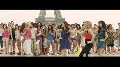 Sous les jupes des filles - Flashmob Trocadéro