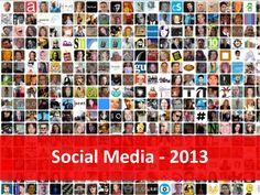 social-media-2013-16667073 by Ethinos Digital Marketing via Slideshare
