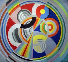 Leo Corona: Mentalidad: la abstracción del siglo XX   Robert Delaunay...