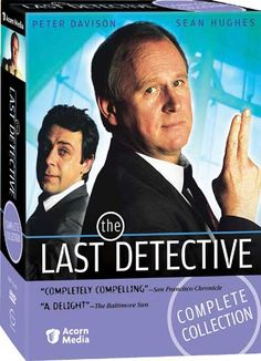 The Last Detective - Peter Davison's Bumbling British Detective gets a Complete Collection...these shows are great