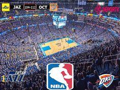 NBA 2016/17: Utah Jazz 104-112 Oklahoma City Thunder