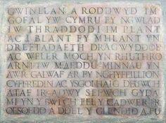 Gwinllan a Roddwyd by Ogwyn Davies Llyfrgell Genedlaethol Cymru / The National Library of Wales Date painted: 1999 Acrylic & collage with plaster on board, 74 x 99 cm. Celtic Words, Cymru, Art Uk, Your Paintings, Wales, Plaster, Math Equations, Ireland, Craft