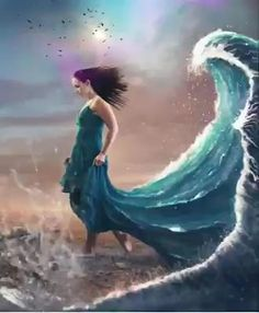 Beautiful Women Videos, Beautiful Nature Pictures, Cartoon Wallpaper Iphone, Live Wallpaper Iphone, Beautiful Fantasy Art, Beautiful Gif, Animated Love Images, Scary Photos, Motion Images