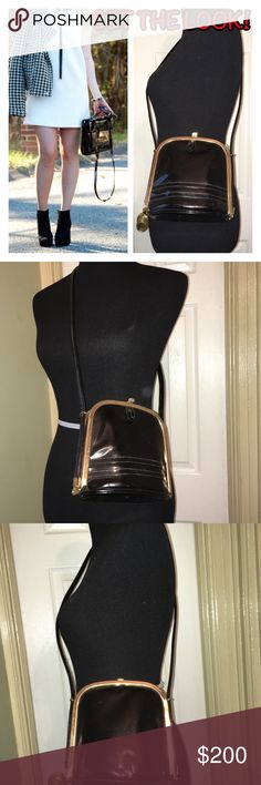 Vintage Black Patent Leather Purse Vintage Burgundy Leather Purse Vintage Bags