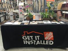Home depot project specialist