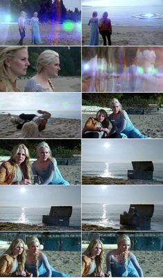 "Emma and Elsa, OUAT 4x09 ""Fall"""