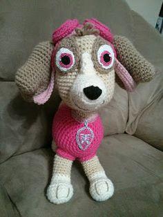 L'accroche laine: Stella (Pat'Patrouille)                                                                                                                                                                                 Plus