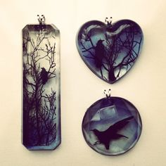 Using Transparencies in Resin