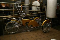 Lowrider bike & car show @Columbia College, Chicago